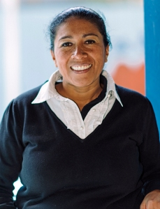Gladys Jiménez is a third grade teacher at our campus in Tegucigalpa.